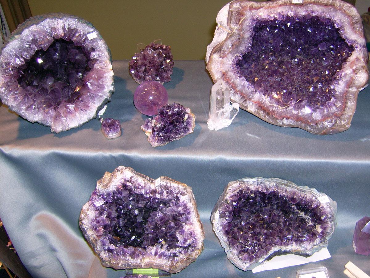 Mineralien & edle Steine_zwei